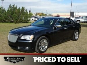 2014 Chrysler 300 TOURING Leather,  Heated Seats,  Panoramic Roo