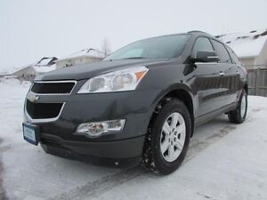 2012 Chevrolet Traverse 1LT $198 Bi-weekly by 60 months