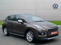 2014 Peugeot 3008 1.6 E-Hdi Active 5Dr Egc Auto Estate Diesel Automatic