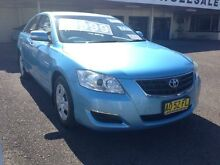 2006 Toyota Aurion GSV40R AT-X Blue 6 Speed Sequential Auto Sedan Broadmeadow Newcastle Area Preview