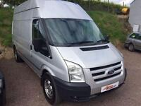 2011 11 FORD TRANSIT 2.4 350 LIMITED H/R 1D 140 BHP DIESEL