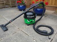 Henry Hound Numatic WET / DRY Vacuum Cleaner