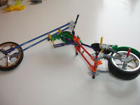 K'Nex American Chopper bike toy