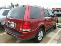 2003 Lincoln Aviator AWD 4x4  LOADED, SEATS 7,  NICE! $9,900 OBO Prince George British Columbia Preview