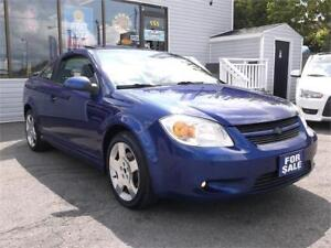 2007 CHEVROLET COBALT SS * GLASS SUNROOF * ONLY 159,000 KMS !!!