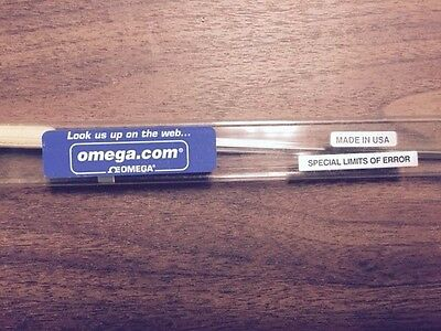 Omega Thermocouple Probe Kmtss-062u-6  New