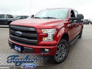 "2016 Ford F-150 Lariat *V8**6.5"" BOX**LEATHER**NAV**1 OWNER*"