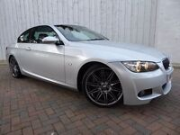 BMW 3 Series 3.0 325i M Sport ....Superb Example, with F1 Paddles and Full Black Leather
