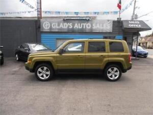 2012 Jeep Patriot Sport+ONE OWNER