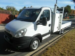 2012 Iveco Daily 45C17 White Cab Chassis 3.0l Preston Darebin Area Preview