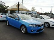 2008 Ford Falcon BF MkII 07 Upgrade XR6 Blue 4 Speed Auto Seq Sportshift Sedan South Nowra Nowra-Bomaderry Preview