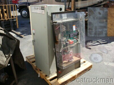 3-12 Genset Transfer Switches From Kohler Asco ---- All In Good Condition