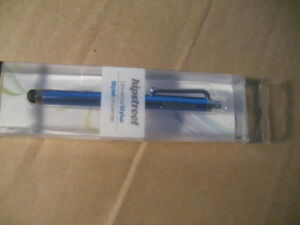 universal stylus, hipstreet, works with ipad, iphone, ipod touch