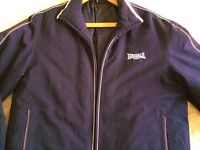 Navy Blue Men's Lonsdale Jacket