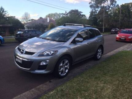 2012 Mazda CX-7 Wagon North Epping Hornsby Area Preview