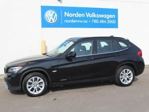 2012 BMW X1 28i - NAV / HEATED SEATS / ALL WHEEL DRIVE