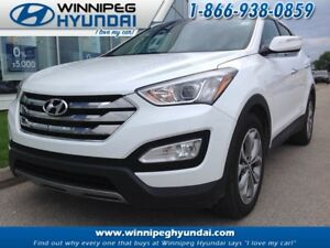 2013 Hyundai Santa Fe Sport 2.0T AWD SE Leather Heated Seats