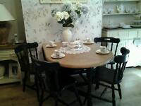 Table and chairs (severn beach)