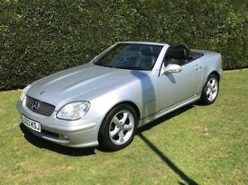 2003 Mercedes SLK230 Kompressor - 76k miles - New MOT - FSH - Lovely example