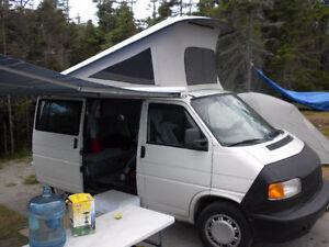 Westfalia 1993 Volkswagen EuroVan weekender