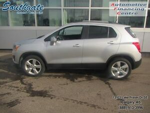 2014 Chevrolet Trax LTZ-ACCIDENT FREE! ONE OWNER!