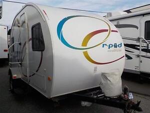 2011 RPOD 173T TRAVEL TRAILER (STOCK#49141A)