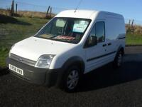 Ford Transit Connect 1.8TDCi ( 90ps ) Euro IV T230 LWB L ONLY 74450 Mls High top