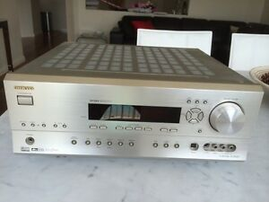 ONKYO AV RECEIVER AMPLIFIER FOR HOME THEATRE OR SOUND SYSTEM Balgowlah Manly Area Preview
