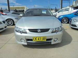 2002 Holden Commodore VY SS Silver 6 Speed Manual Sedan Holroyd Parramatta Area Preview