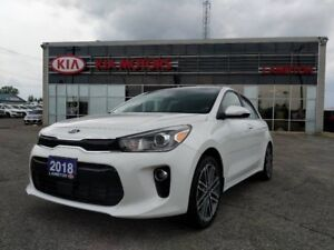 2018 Kia Rio 5-door EX Tech NEW STYLE Navi SUNROOF