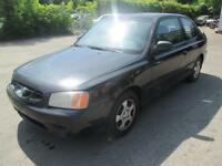 2002 Hyundai Accent GS auto -$645!