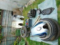 Job Lot of Motorbike Spares