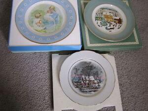 YE OLDE CROCK PRINTS COOKIE JAR, Platter etc London Ontario image 5