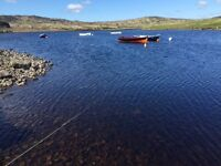 Seasonal Fishing manager required on Loch Doon, Ayrshire, Scotland