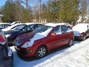 2009 Kia Rio5-ONE OWNER-DEALER SERVICED-93,988 KM-EXTRA CLEAN!