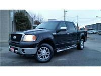 2006 Ford F-150 LARIAT 4X4 **LEATHER-TV/DVD**
