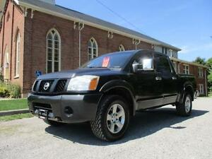2004 Nissan Titan SE - 4WD SUPER CLEAN ONLY 159KM
