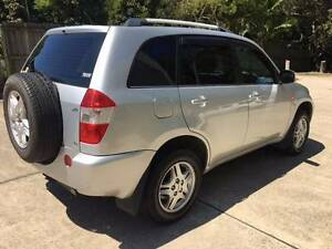 2011 CHERY J11 4X4, ONLY 110,000 Km WITH ALL THE EXTRAS + RWC !! East Brisbane Brisbane South East Preview