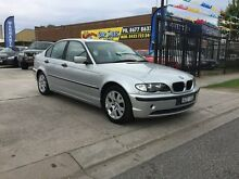 2003 BMW 318I E46 Silver 5 Speed Automatic Sedan Williamstown North Hobsons Bay Area Preview