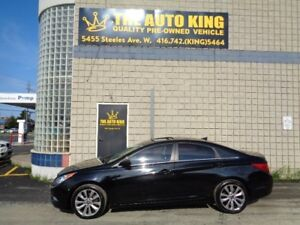 2013 Hyundai Sonata LIMITED ----- LEATHER -----SUNROOF ----LOW K