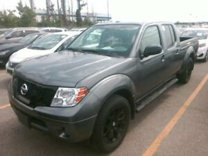 2018 Nissan Frontier Midnight Edition DUAL CLIMATE | HANDS FR...
