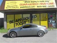 2005 Infiniti G35 Coupe RARE 6 SPEED!! PAULETTEAUTO.COM APPLY!!
