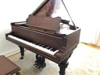 Kingsway, Etobicoke Piano Lessons, Composition and Theory Tutor