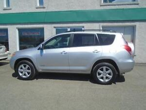 Toyota RAV4 2006 4WD....4CLY, Seulement 83000KM!!!