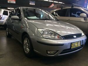 2003 Ford Focus LR LX Grey 5 Speed Manual Hatchback Macquarie Hills Lake Macquarie Area Preview