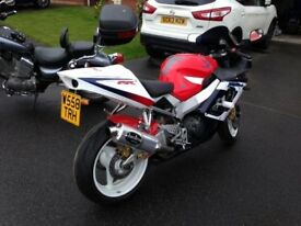 2000 Honda Fireblade £1450 ovno
