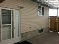 NEWLY RENOVATED 3 BEDROOM  HOUSE WITH DOUBLE GARAGE.