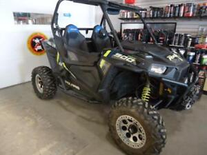 POLARIS RZR 900 S USAGE