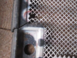 Volkswagen bus front grill assembly w/ screens. Peterborough Peterborough Area image 3