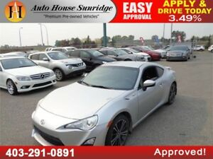 2013 SCION FR-S MANUAL $16488